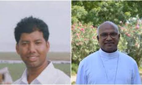 priest suspended in India