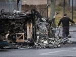 violence Northern Ireland