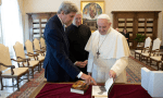 Pope to attend UN Convention on Climate Change in Glasgow