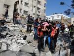 Christians suffer in Gaza