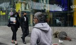 Homeless locked out,  back on streets between lockdowns