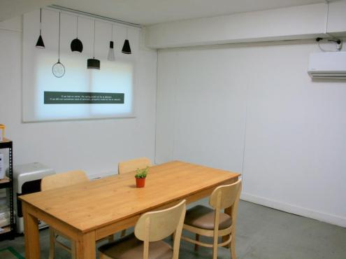 Egg Guesthouse Korea in Hongdae