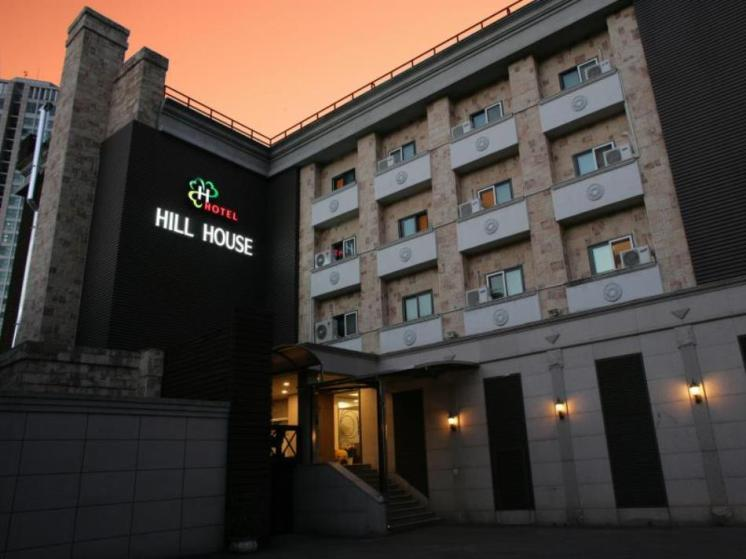 Hill House Hotel