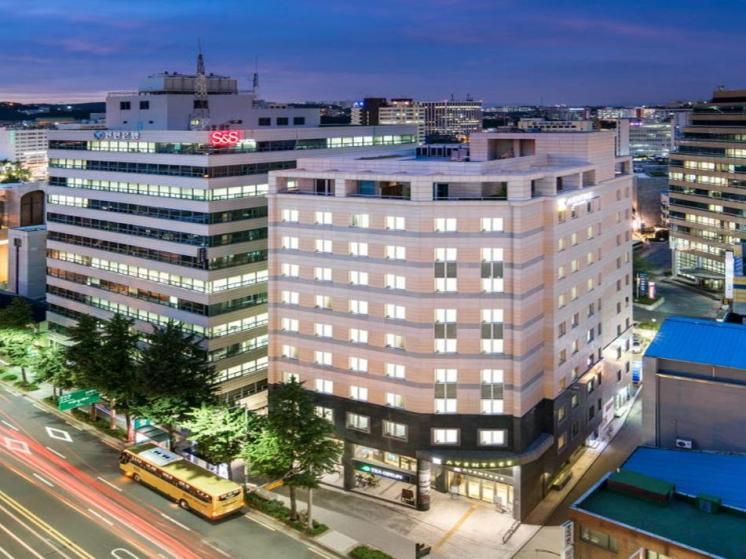 Hotel Aventree Jongno