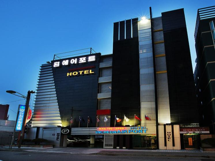 Hotel Incheon Airport