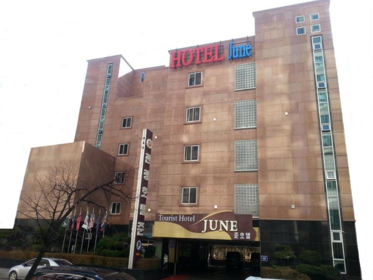 Hotel June Incheon Airport
