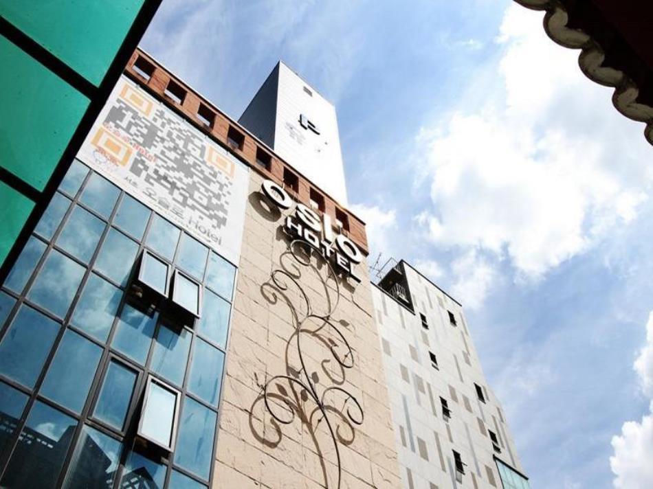 Hotel Oslo Seocho