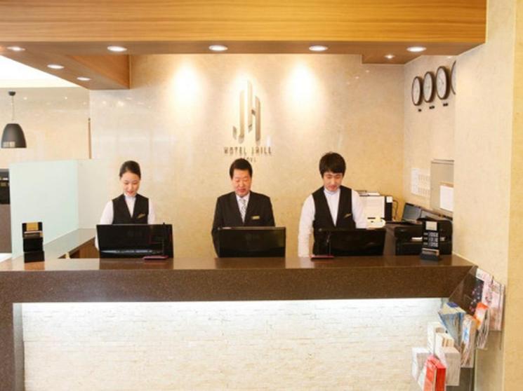 J Hill Hotel