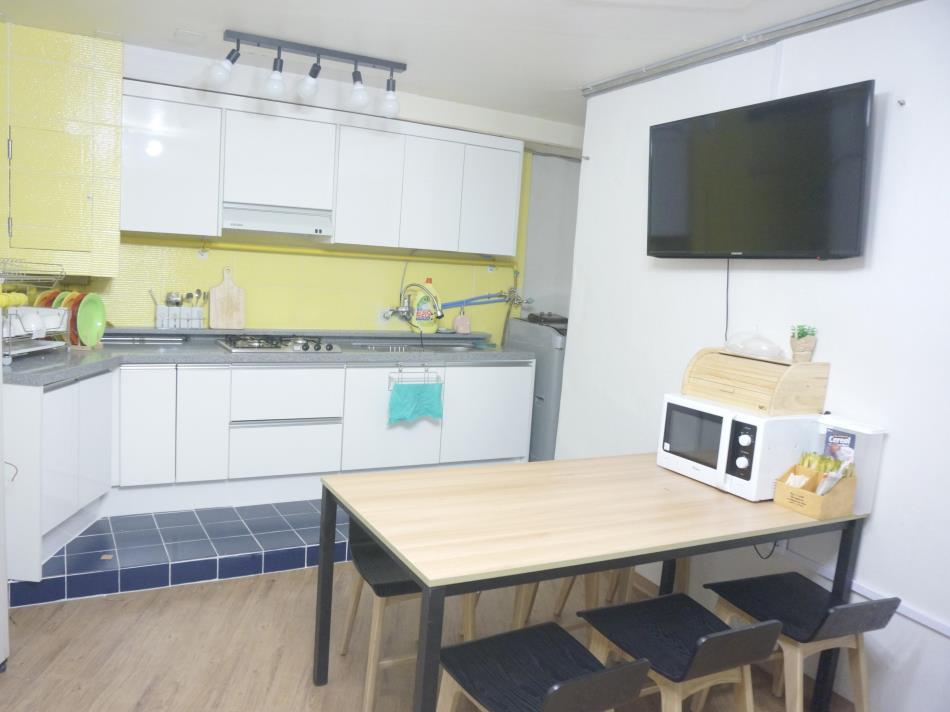 New Sun Guesthouse Myeongdong