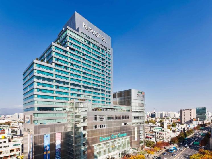 Novotel Ambassador Daegu Hotel