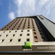 ibis Styles Ambassador Seoul Gangnam