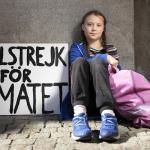Greta Thunberg - Skolstrejk foer Klimatet