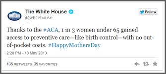 White House celebrates Mother's Day with an abortion pitch - savor the irony