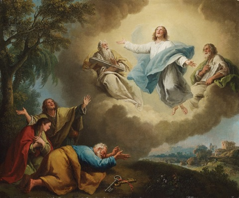 Image result for image of the transfiguration