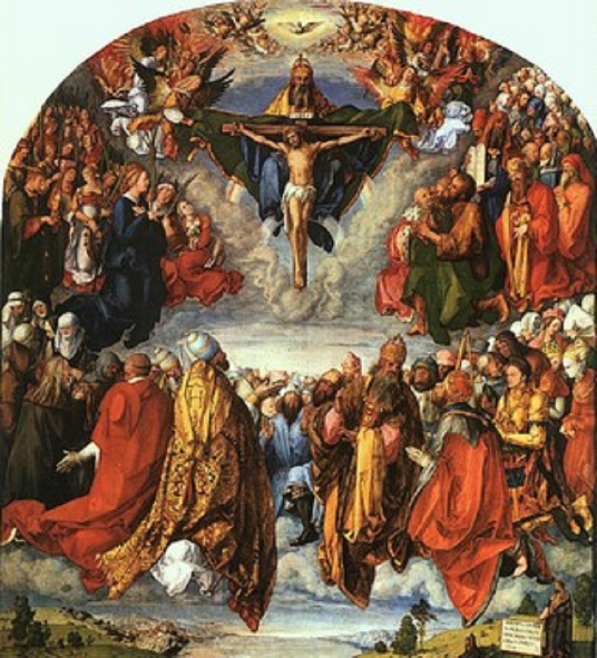 Saint of divorce patron Holy Intercessors: