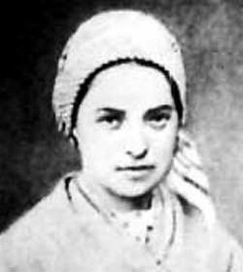 St. Bernadette Public Domain Image