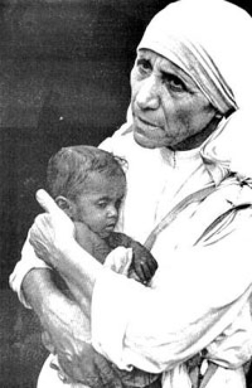 Bl. Teresa of Calcutta Public Domain Image