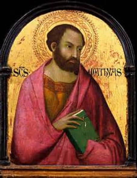 St. Mathias Public Domain Image