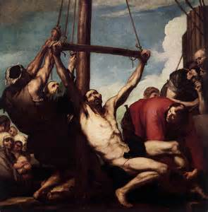 Martyrdom of St. Philip by Jose Ribera Public Domain Image