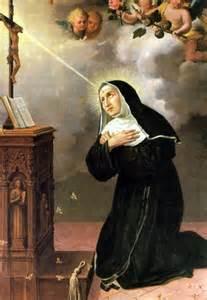 St. Rita De Cascia public domain image