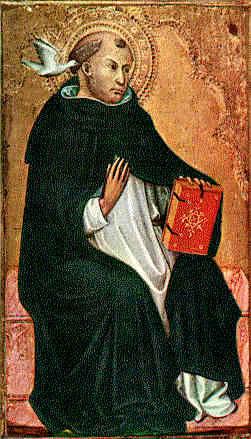 St. Thomas Aquinas Public Domain Image
