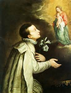 Prayers Quips And Quotes St Aloysius Gonzaga Feast Day