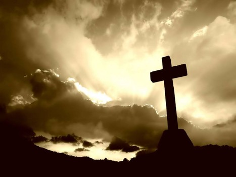 The Cross and Prayer Pope Francis Facebook