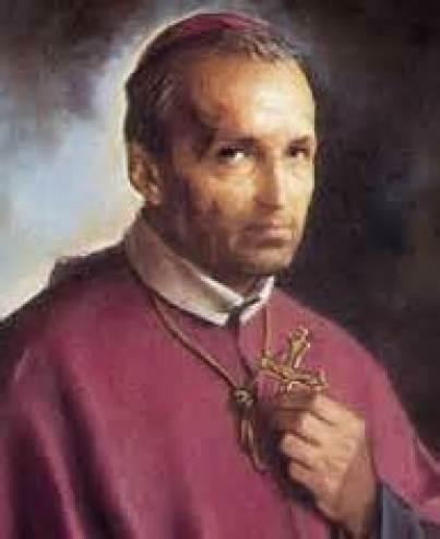 St. Alphonsus Liguori Public Domain Image