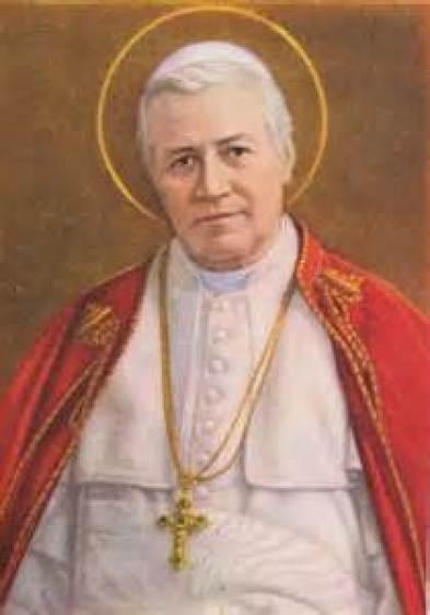 St. Pius X Public Domain Image