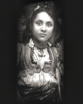 Young Mother Teresa Public Domain Image