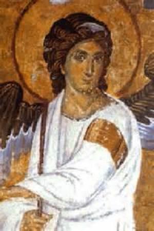 Archangel Gabriel Public Domain Image