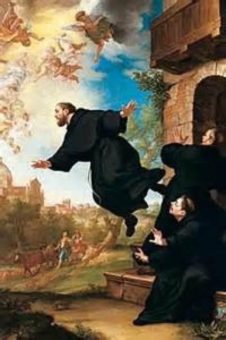 St. Joseph of Cupertino Public Domain Image