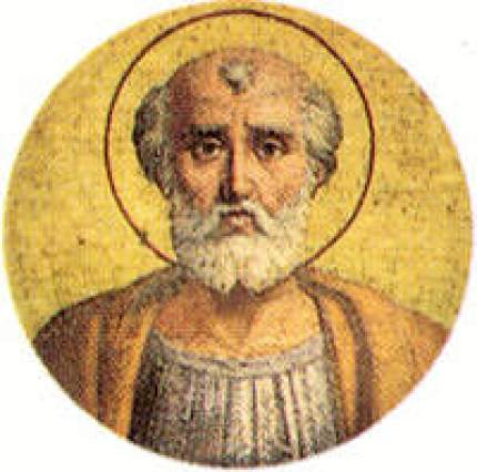 St. Callistus I Pope and Martyr