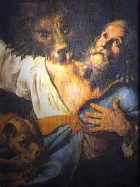 St. Ignatius of Antioch Public Domain Image