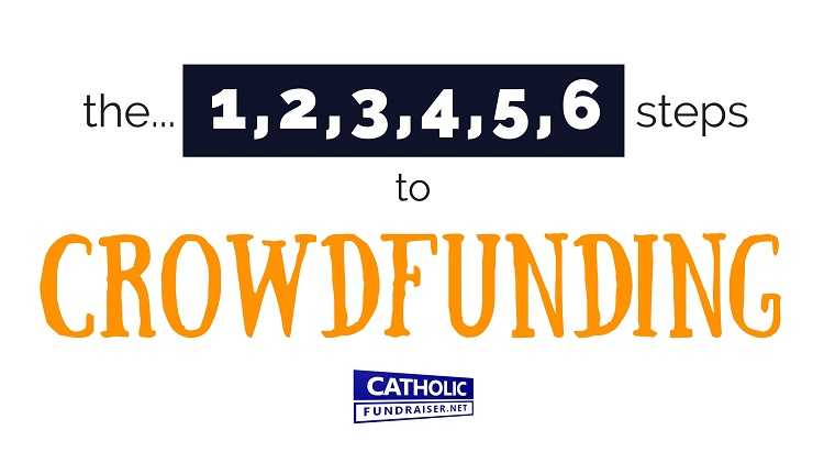The 6 Steps to Crowdfunding