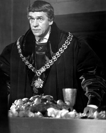 Paul Scofield as St. Thomas More in 'A Man for All Seasons'