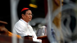 Catholic Cardinal Charles Bo of Myanmar Says China's Communist Party Owes the World an Apology for Lying About Coronavirus Pandemic