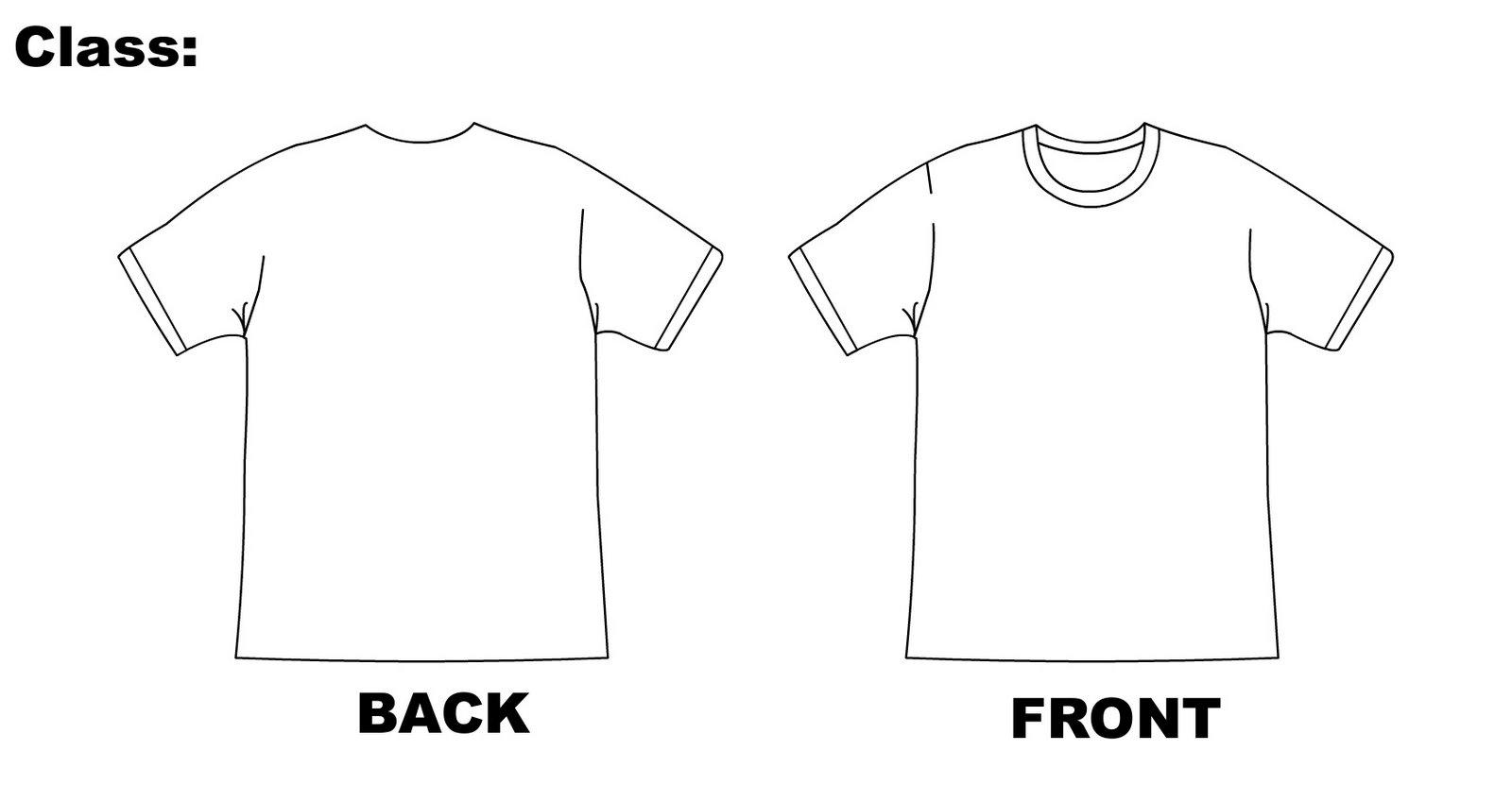 Purple T Shirt Worksheet