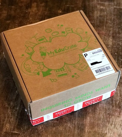 All about weather subscription box for kids