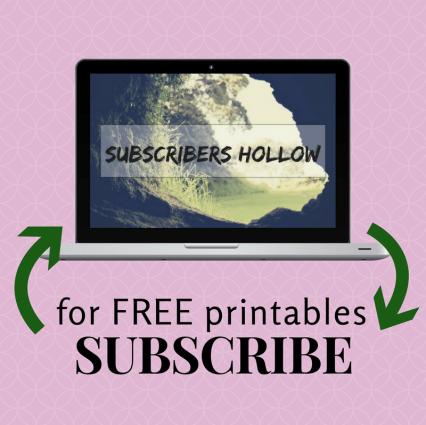 free catholic printables