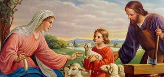 taking Catholic kids to Mass
