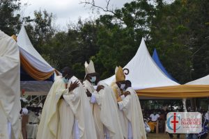 2020 PRIESTLY ORDINATION(ARCHDIOCESE OF CAPE COAST)