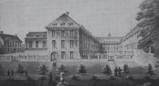 The English College at Douay.