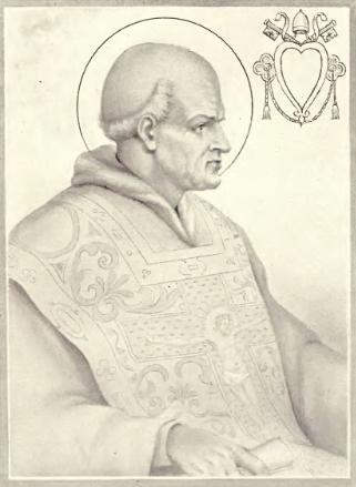Pope Saint John I (details)