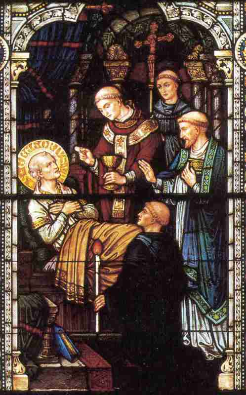 The Death of Pope Saint Gregory VII
