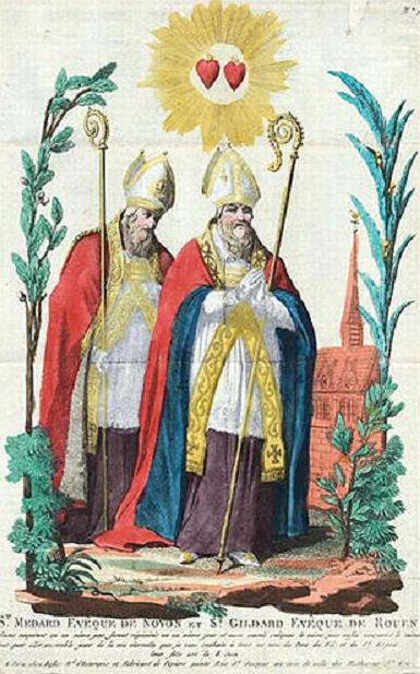 Saints Medard and Gildard