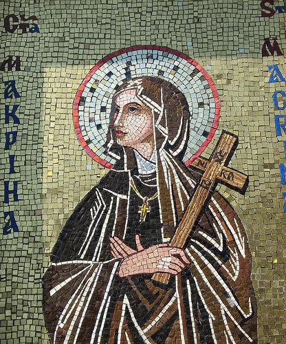 Saint Macrina the Younger