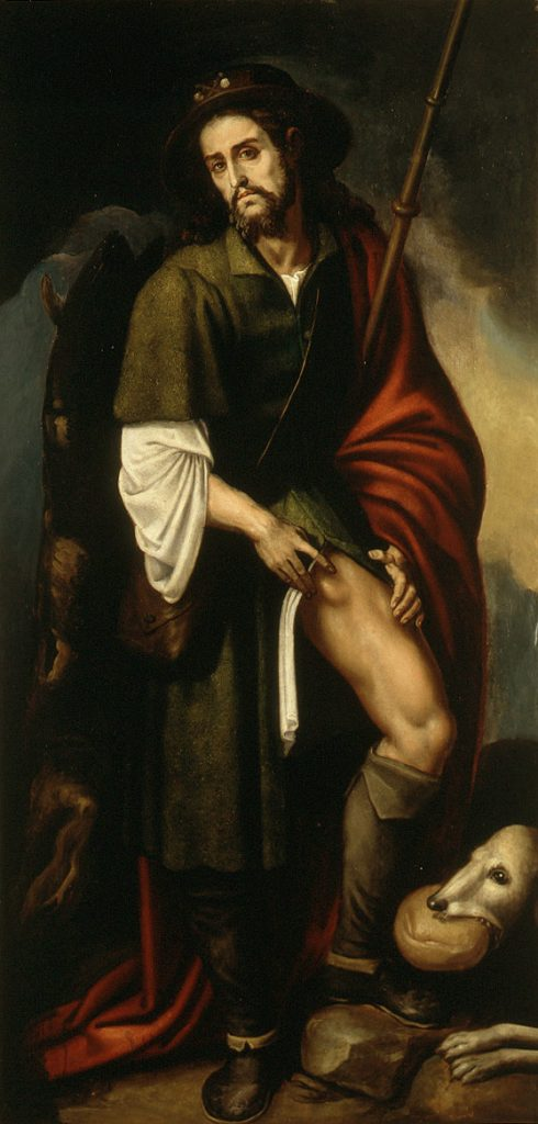 San Roque, by Francisco Ribalta (1565–1628) source