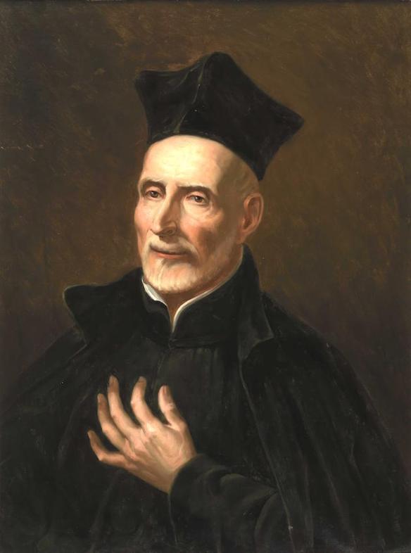 San José de Calasanz, by Francisco Jover y Casanova Image Copyright © Prado Museum