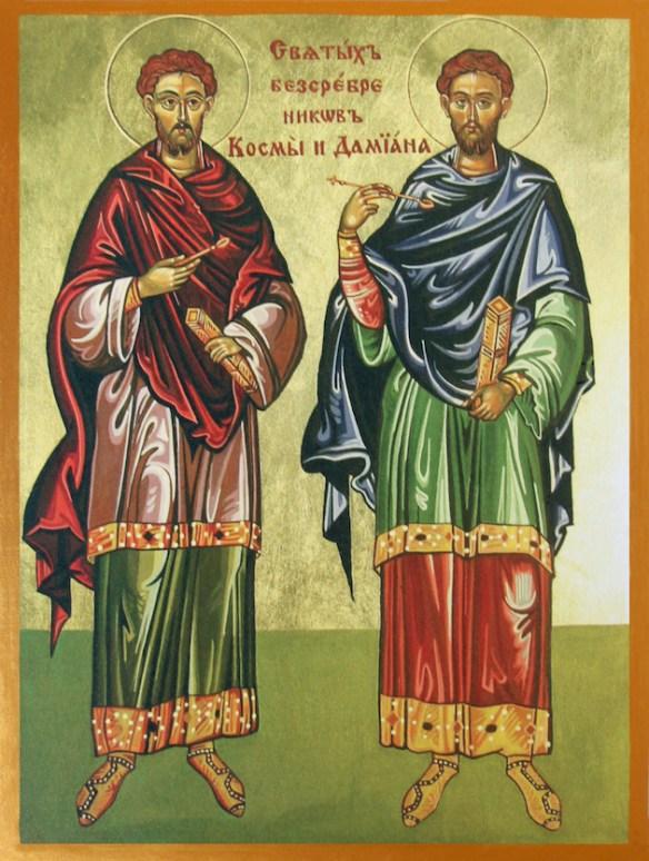 Saints Cosmas and Damian (source)